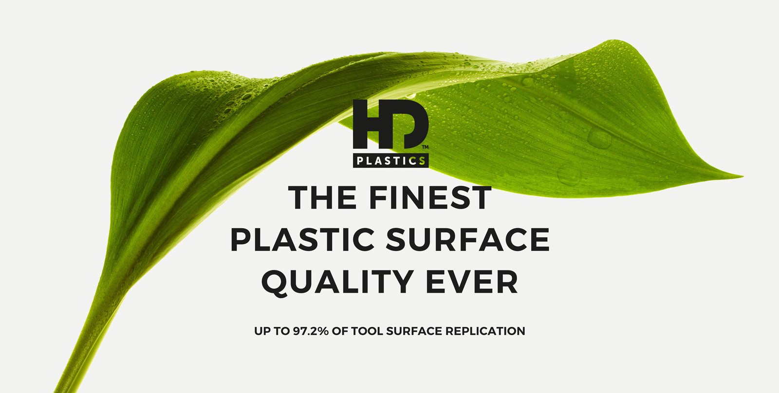 Green Leaf and HD Plastics