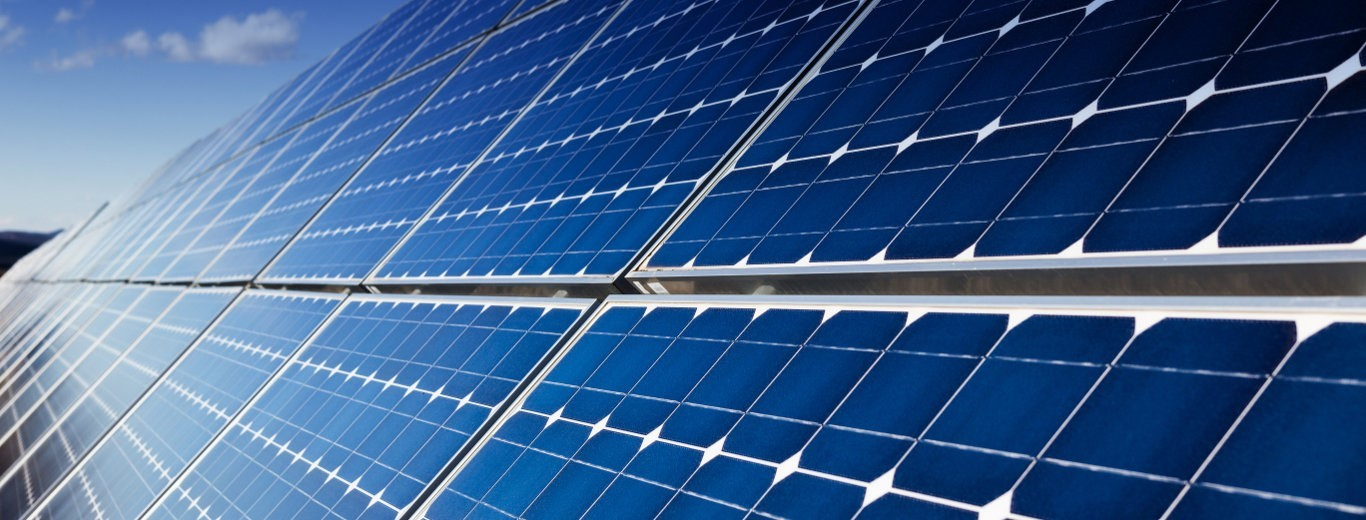 Photovoltaic Panels With Roctool