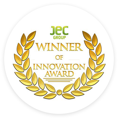 JEC Winner of Innovation Award logo
