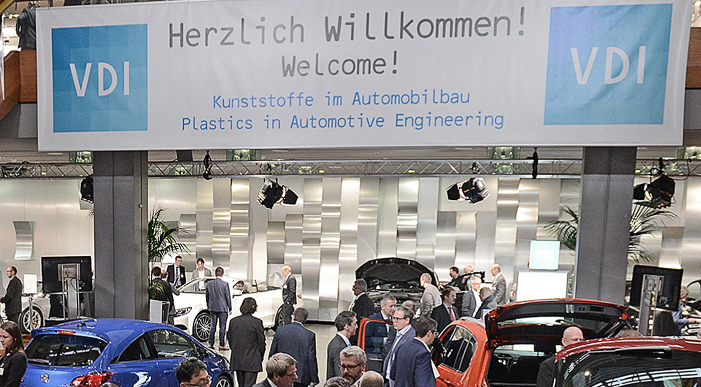 VDI Plastics and Automotive Engineering show